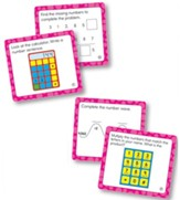 Math Challenge, Age 9 (Set of 36 Cards)