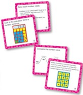 Math Challenge, Age 10 (Set of 36 Cards)