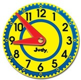 Judy Clocks (Set of 36 clocks with  hands)