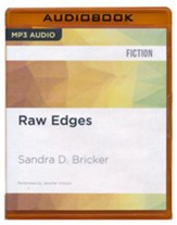 #10: Raw Edges - unabridged audio book on CD