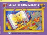 Music for Little Mozarts, Music Workbook, Book 4