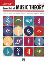 Essentials of Music Theory, Book 1