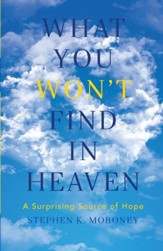 What You WON'T Find in Heaven: A Surprising Source of Hope - eBook