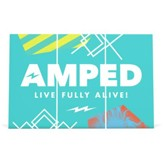 AMPED: Mural (pkg. of 3)