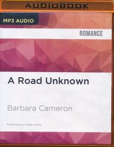 #1: A Road Unknown - unabridged audio book on MP3-CD