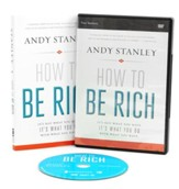 How to Be Rich book with DVD: It's Not What You Have. It's What You Do With What You Have. - Slightly Imperfect