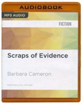#14: Scraps of Evidence - unabridged audiobook MP3-CD