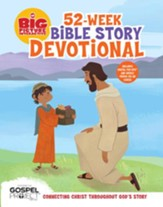 The Big Picture Interactive 52-Week Bible Story Devotional: Connecting Christ Throughout God's Story - eBook
