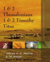 1 and 2 Thessalonians, 1 and 2 Timothy, Titus - eBook