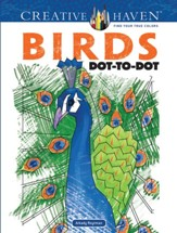 Birds Dot-to-Dot