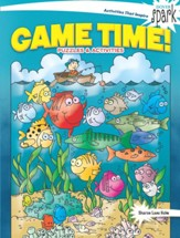 Game Time! Puzzles & Activities