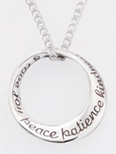 Fruit of the Spirit Necklace