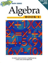 Straight Forward Math Series: Algebra Book 1