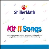 ShillerMath Songs Audio CD, Volume 2