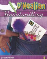D'Nealian Handwriting Student  Edition Grade 4 (2008 Edition; Consumable)
