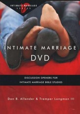 Intimate Marriage DVD: Discussion Openers for Intimate Marriage Bible Studies