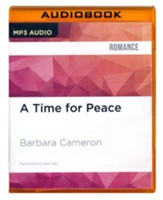 #3: A Time for Peace - unabridged audio book on MP3-CD