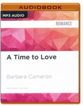 #1: A Time to Love - unabridged audio book on MP3-CD