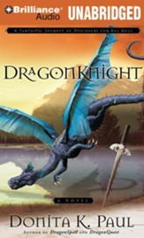 #3: DragonKnight - unabridged audiobook on CD