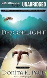 DragonLight #5 - unabridged audiobook on CD