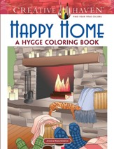 Happy Home Coloring Book