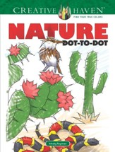 Nature Dot-to-Dot