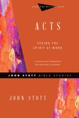Acts: Seeing the Spirit at Work