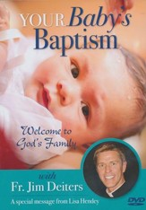 Your Baby's Baptism: Welcome to God's Family DVD