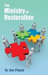 The Ministry of Restoration - eBook