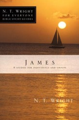 James: N.T. Wright for Everyone