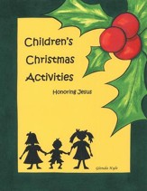 Children's Christmas Activities: Honoring Jesus - eBook