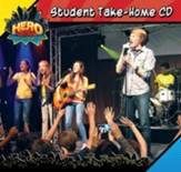 VBS 2017 Hero Central: Discover Your Strength in God! - Student Take-Home CD
