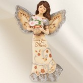 Love You Nana Angel Figurine