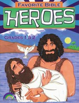 Favorite Bible Heroes, Grades 1-2