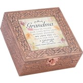 Grandma You've Filled Our Lives With Love, Copper Music Box