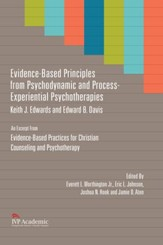 Evidence-Based Principles from Psychodynamic and Process-Experiential Psychotherapies