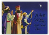 Wise Men, Christmas Cards, Package of 15