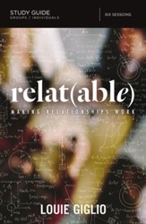 Relat(able) Study Guide: Making Relationships Work - eBook