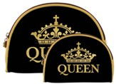Queen, Cosmetic Duo Bags