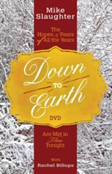 Down to Earth: The Hopes & Fears of All the Years Are Met in Thee Tonight - DVD
