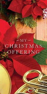 My Christmas Offering--Envelopes, Pack of 50, Bill size