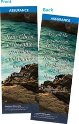 Jesus Christ is the Same..., Bookmarks, Pack of 25