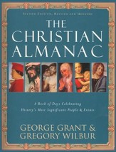 The Christian Almanac: A Book of Days (slightly imperfect)