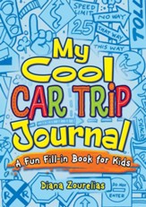 My Cool Car Trip Journal