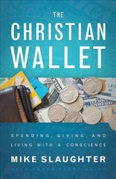 The Christian Wallet: Spending, Giving, and Living with a Conscience - eBook