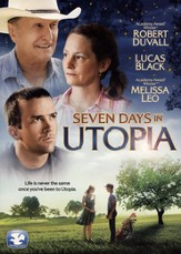 Seven Days in Utopia, DVD