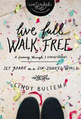 Live Full Walk Free Study Guide: Set Apart in a Sin-Soaked World - eBook