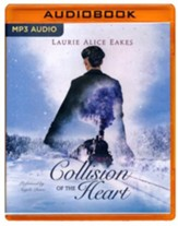 Collision of The Heart - unabridged audio book on MP3-CD
