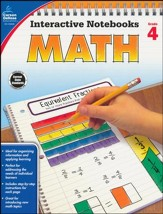 Interactive Notebooks Math, Grade 4