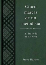 Five Marks of a Methodist, Spanish Edition